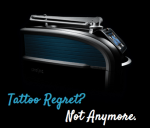 Newport Tattoo Removal PicoSure Device