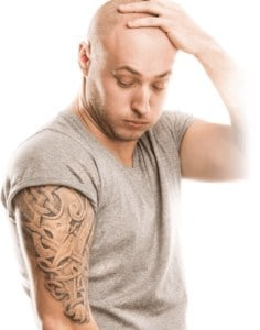 How Tattoo Regret Impacts Your Mental Health | Newport Tattoo Removal